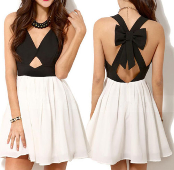 Party Dresses With Bows